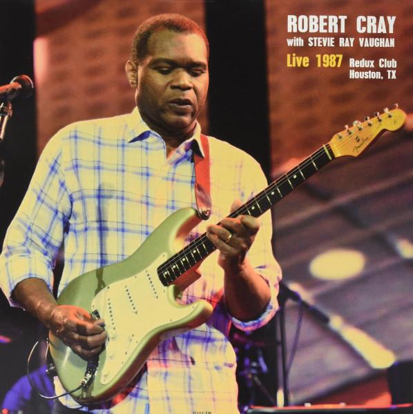 Live At Redux Club In Houston, TX January 21, 1987 (LP, Vinyl 180g)