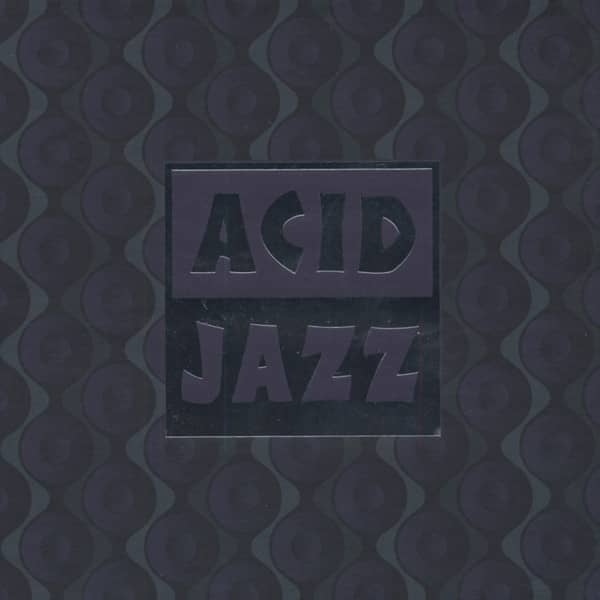 Acid Jazz (4-CD-DVD - 45RPM) Box Set