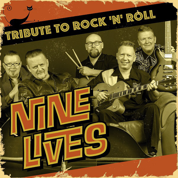 Tribute To Rock 'n' Roll (10inch EP. 45rpm)