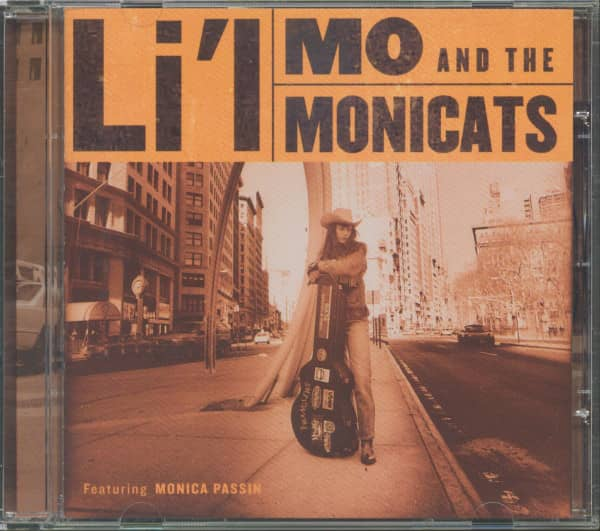 Featuring Monica Passin (CD)