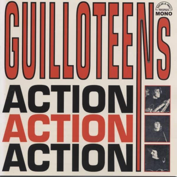 Action Action Action - Memphis Sixties Garage Legends (2-CD)