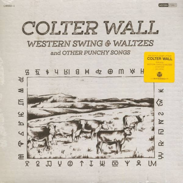 Western Swing &ampamp; Waltzes And Other Punchy Songs (LP)
