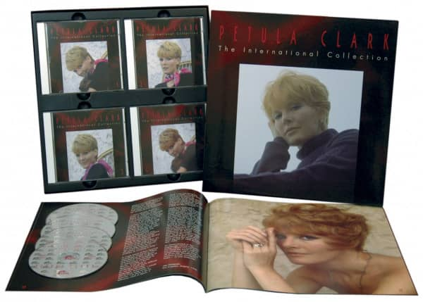 The International Collection (4-CD)
