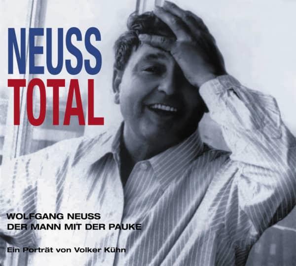 Neuss Total - Der Mann mit der Pauke (2-CD)