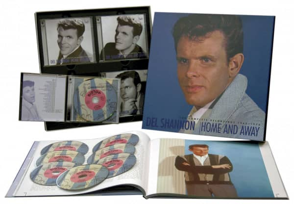 Home And Away 1960-70 (8-CD Deluxe Box Set)