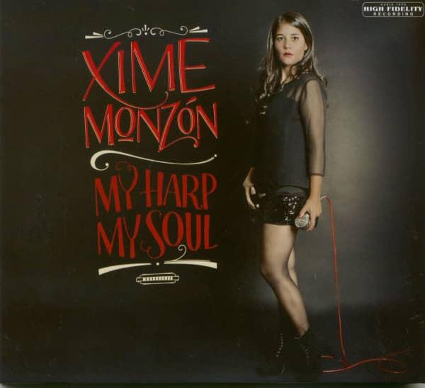 My Harp, My Soul (CD)