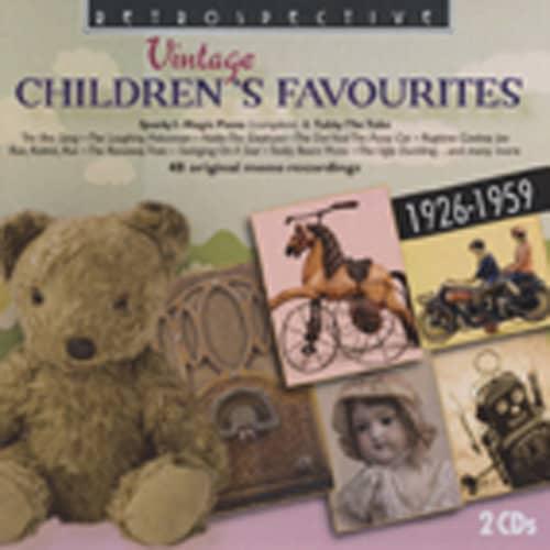 Vintage Children's Favorites (2-CD)