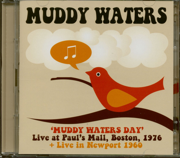 Muddy Waters Day - Live In Newport (2-CD)