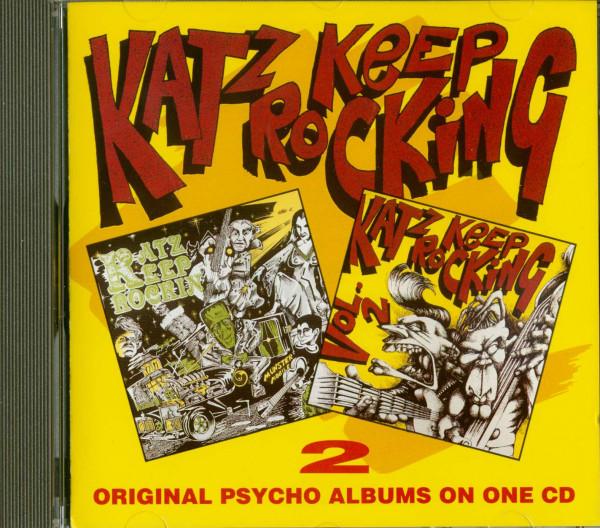 Katz Keep Rockin' - Volumes 1 & 2 (CD)
