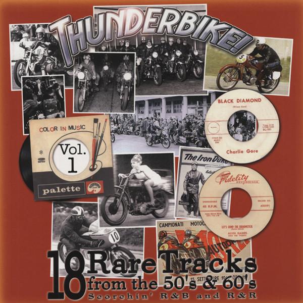 Thunderbike Vol.1