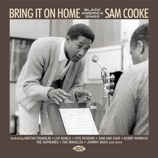 Bring It On Home Black America Sings Sam Cooke (CD)