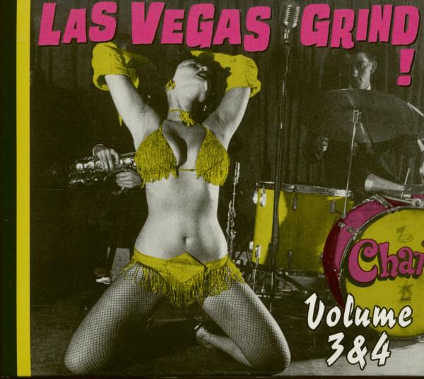 Las Vegas Grind Vol.3&4 (CD)