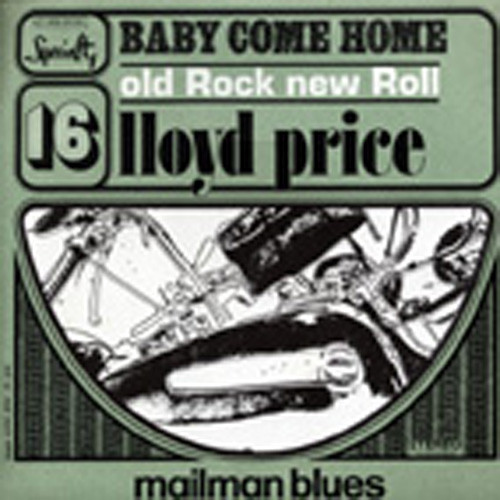 Old Rock New Roll #16 7inch, 45rpm, EP, PS