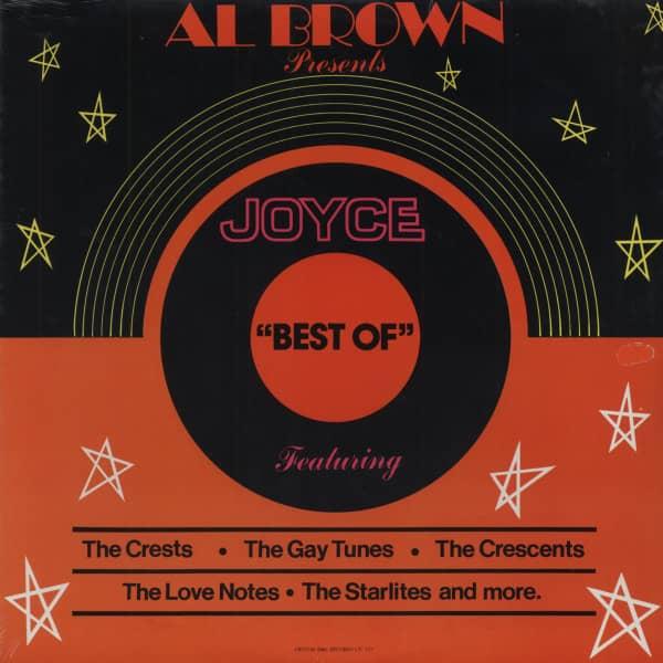 Joyce Records - Al Brown Presents... (Vinyl-LP)