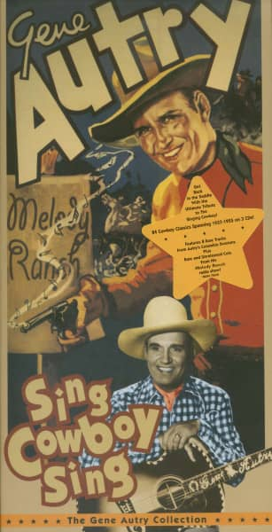 Sing Cowboy Sing ! (3-CD Box)