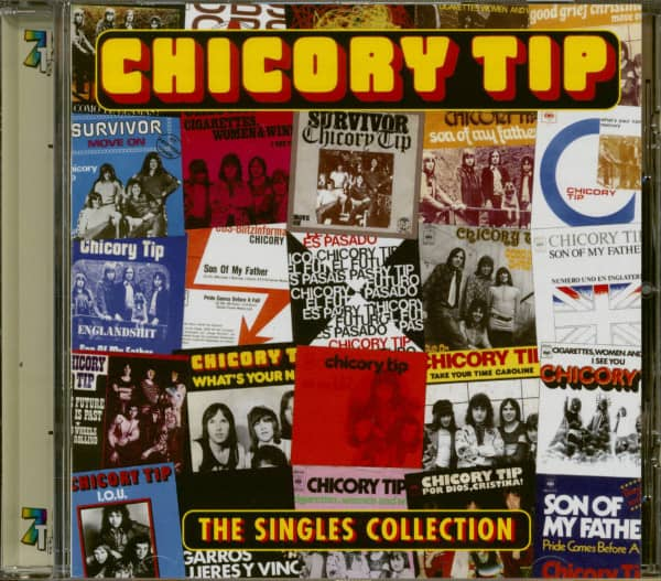 The Singles Collection 1970-75 (CD)