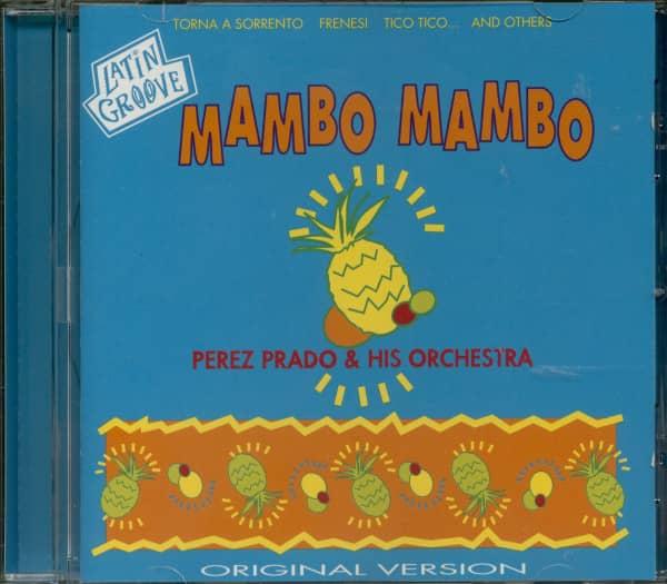 Mambo Mambo (CD)