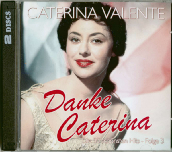Danke Caterina, Vol.3 (2-CD) 1954-62