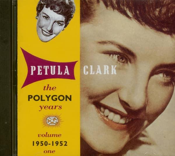 The Polygon Years Vol.1 (CD)