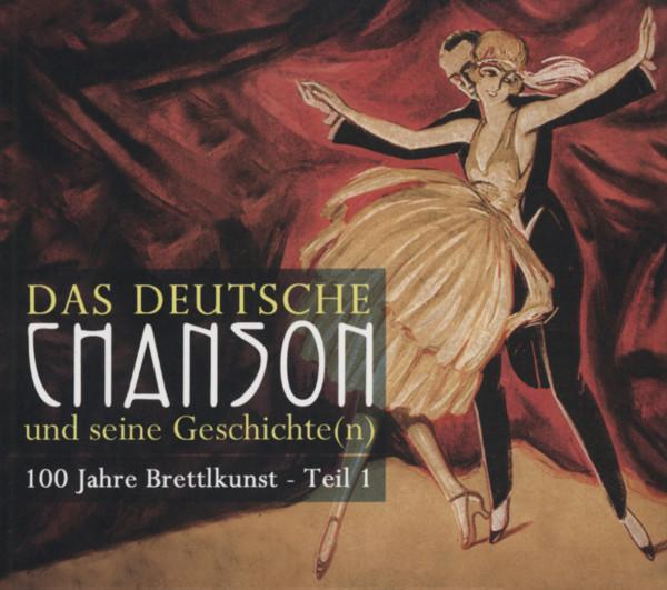 Teil 1 - Das deutsche Chanson 3CD