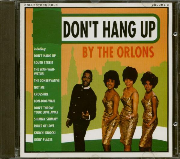 Don't Hang Up (CD)