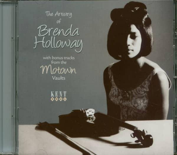 The Artistry Of Brenda Holloway (CD)