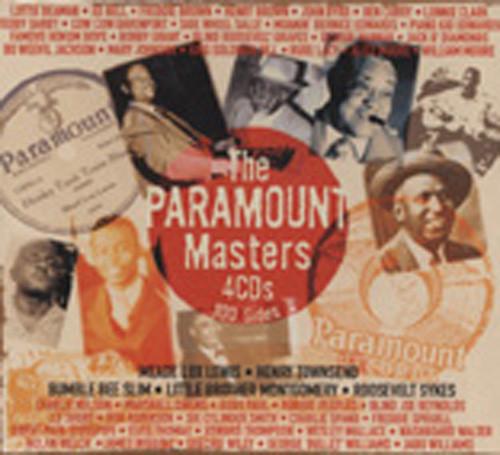 Paramount Masters (4-CD Box)
