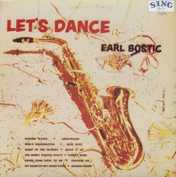 Let's Dance With Earl Bostic (LP)