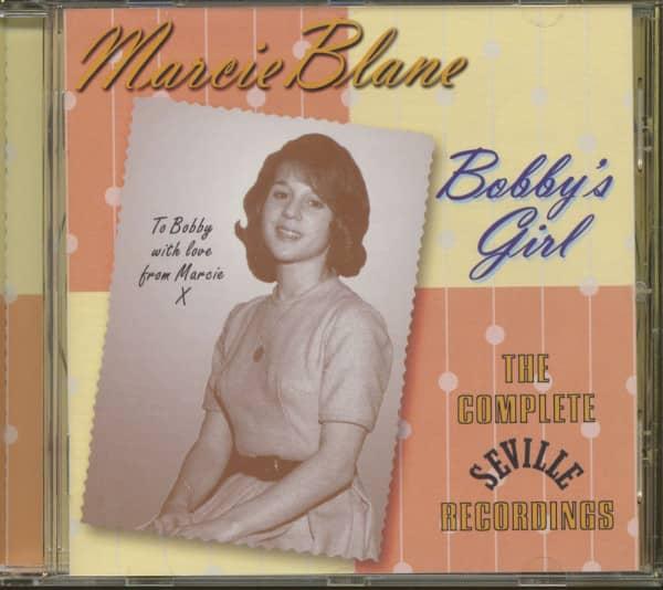 Bobby's Girl - Complete Seville Recordings (CD)