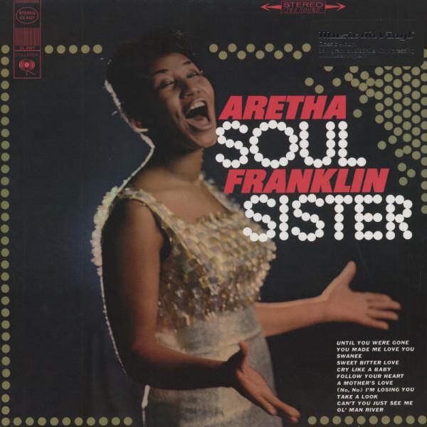 Soul Sister (1966) 180g Vinyl