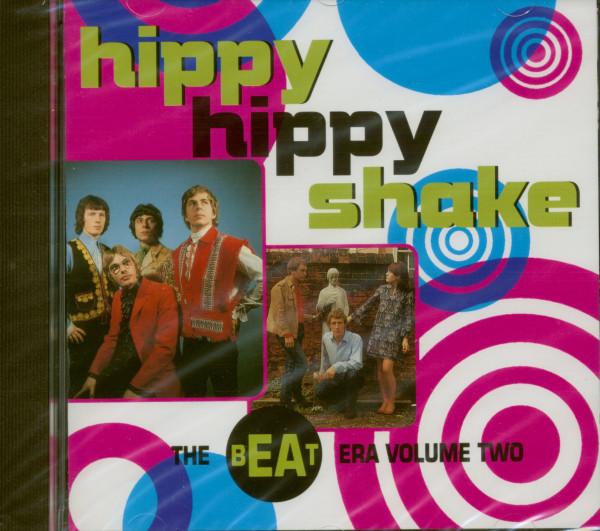 Hippy Hippy Shake - The Beat Era Vol.2 (CD)