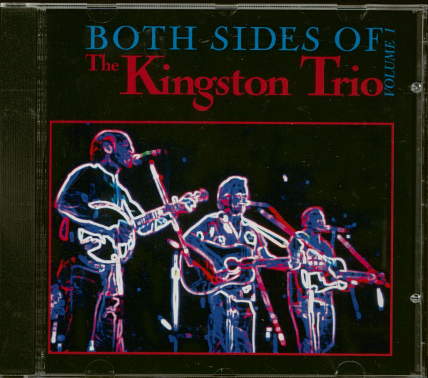 Both Sides Of The Kingston Trio Vol.1 (CD)