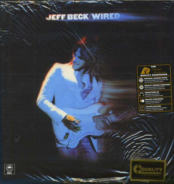 Wired (2-LP, 45rpm, 200g Vinyl, Ltd.)
