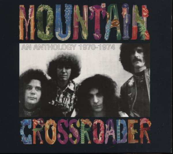 Crossroader - An Antholgy 1969-74 (2-CD)