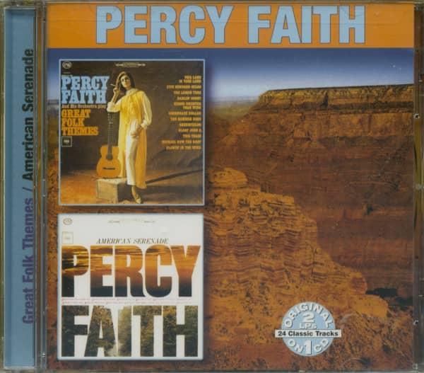 Great Folk Themes - American Serenade (CD)