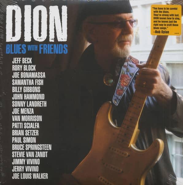 Blues With Friends (2-LP, 180g Vinyl)