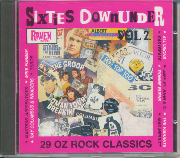Sixties Downunder Vol.2 (CD)