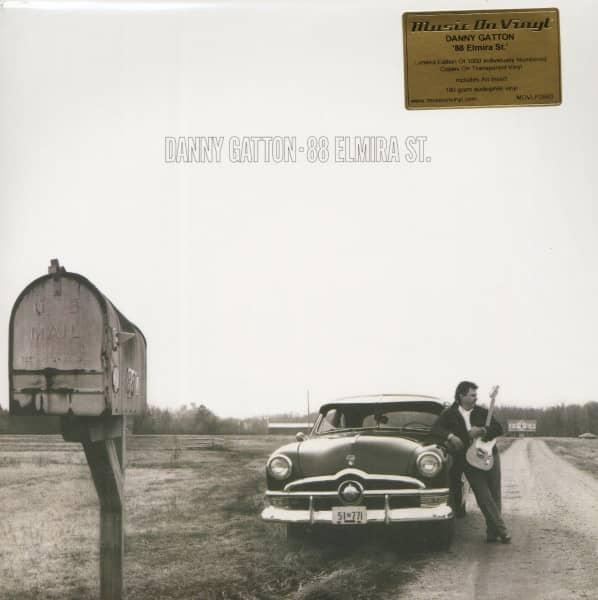 88 Elmira St. (LP, 180g Transparent Vinyl, Ltd. & Numbered)