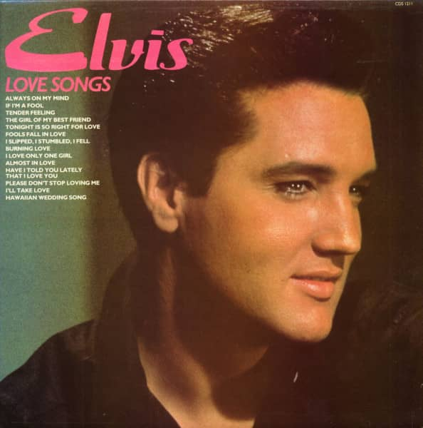Elvis Love Songs (LP)