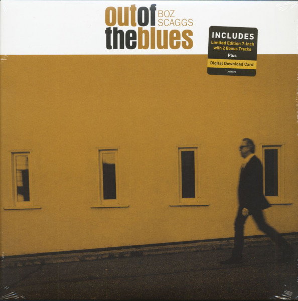 Out Of The Blues (LP & 7inch EP & Download Card, Ltd.)