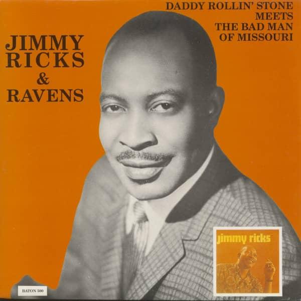 Jimmy Ricks And The Ravens (LP)