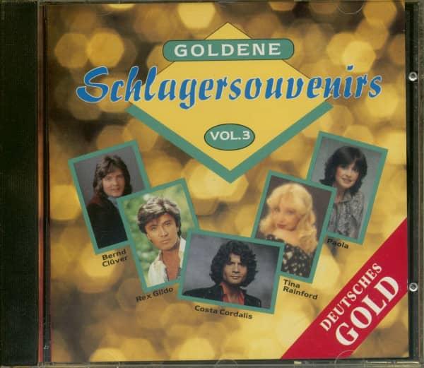 Goldene Schlagersouvenirs Vol.3 (CD)