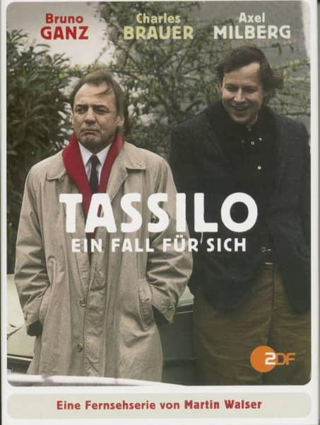 Tassilo - Ein Fall für sich - ZDF TV-Serie 1991 (3-DVD)