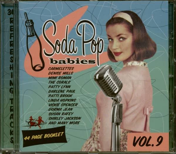 Soda Pop Babies Vol.9 (CD)