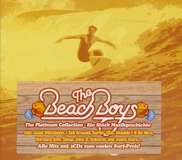 The Platinum Collection - Sounds of Summer Edition (3-CD)