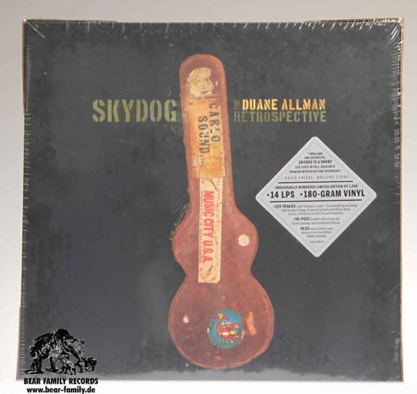 Skydog: The Duane Allman Retrospective (14-LP-Box, 180g Vinyl)