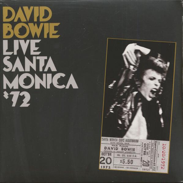 Live In Santa Monica (2-LP, 180g Vinyl)