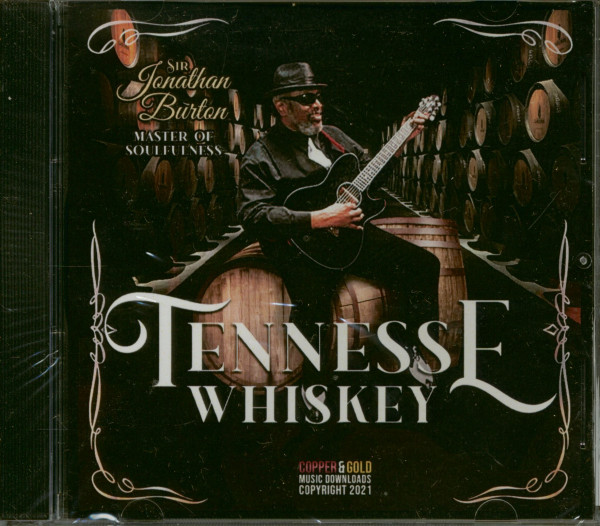 Tennesse Whiskey (CD)