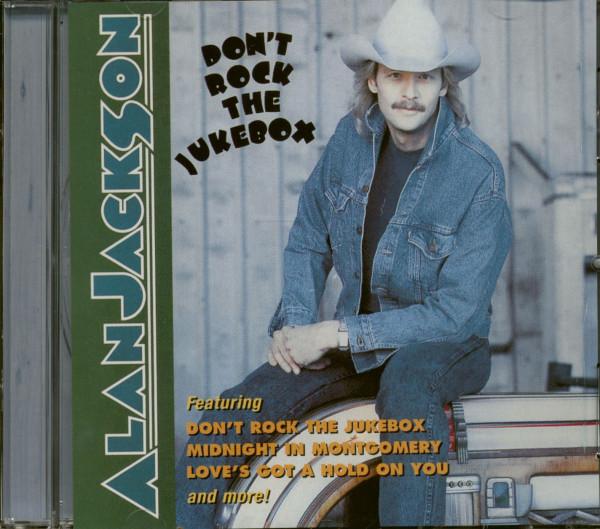 Don't Rock The Jukebox (CD)