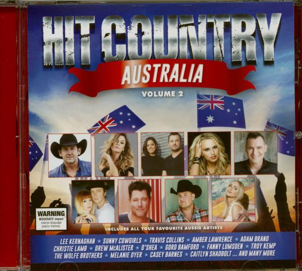 Hit Country Australia Vol.2 (CD)